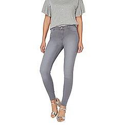 Dorothy Perkins - Slate grey 'Frankie' skinny jeans