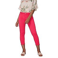 Dorothy Perkins - Bright pink skinny jeans