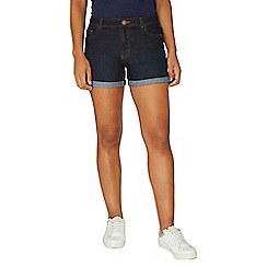 Dorothy Perkins - Indigo shorts