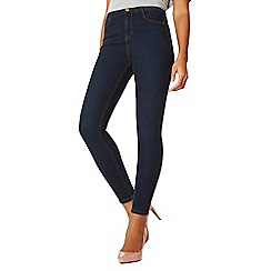 Dorothy Perkins - Indigo shaping skinny fit jeans