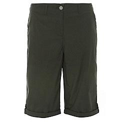 Dorothy Perkins - Tall khaki knee short