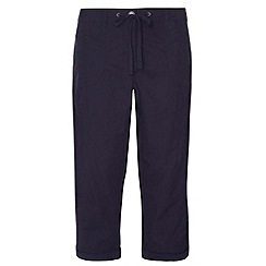 Dorothy Perkins - Tall fly front cropped poplin trousers