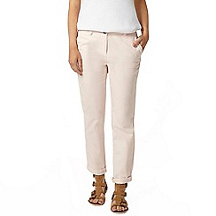 Dorothy Perkins - Blush chino trousers