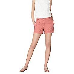 Dorothy Perkins - Pink poplin shorts