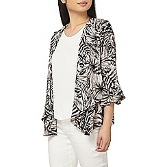Dorothy Perkins - Petite pink palm cover up