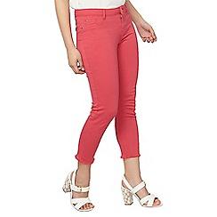 Dorothy Perkins - Petite pink skinny jeans