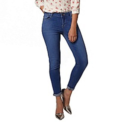 Dorothy Perkins - Petite harper roll up skinny jeans