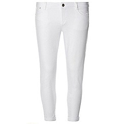 Dorothy Perkins - Petite 'harper' roll up jean