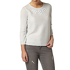 Dorothy Perkins - Petite enamel necklace jumper