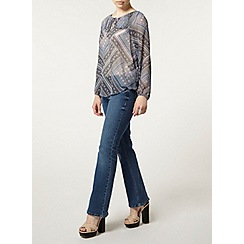 Dorothy Perkins - Petite gypsy blouse