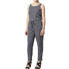 Dorothy Perkins - Petite blue tile built up cami