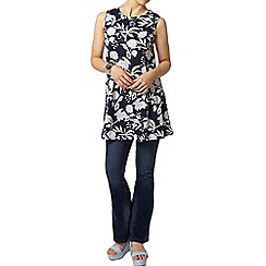 Dorothy Perkins - Petite floral swing tunic