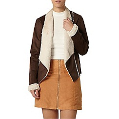 Dorothy Perkins - Petite waterfall jacket