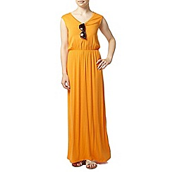 Dorothy Perkins - Petite orange maxi dress