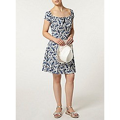 Dorothy Perkins - Petite paisley gypsy dress