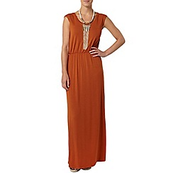 Dorothy Perkins - Petite ginger maxi dress