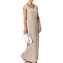 Dorothy Perkins - Petite stone maxi dress