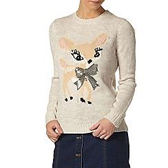 Dorothy Perkins - Petite bambi sequin jumper