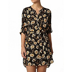 Dorothy Perkins - Petite floral shirt dress