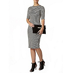 Dorothy Perkins - Petite zig zag dress