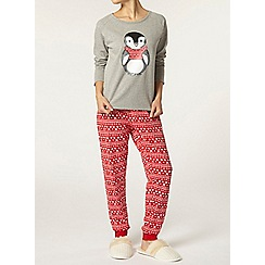 Dorothy Perkins - Petite penguin sweat top