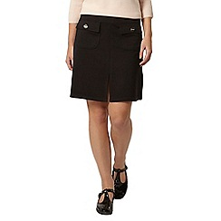 Dorothy Perkins - Petite pocket ponte skirt