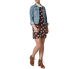 Dorothy Perkins - Petite mid wash denim jacket