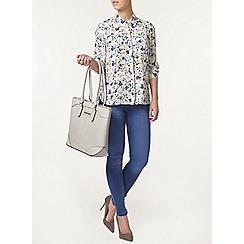 Dorothy Perkins - Petite floral print shirt