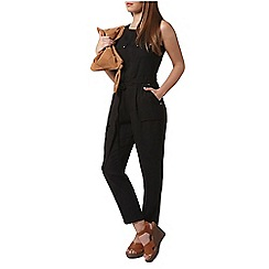 Dorothy Perkins - Petite black pocket jumpsuit