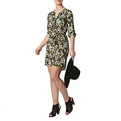 Dorothy Perkins - Petite print shirt dress