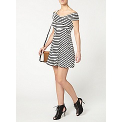 Dorothy Perkins - Petite stripe jersey dress