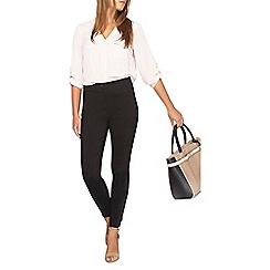 Dorothy Perkins - Petite black skinny trousers