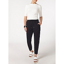 Dorothy Perkins - Petite sporty piped jogger
