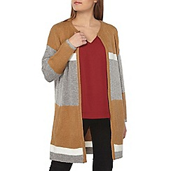 Dorothy Perkins - Petite colour block coatigan