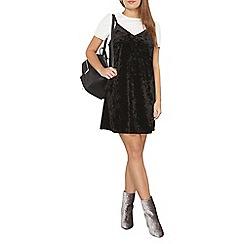 Dorothy Perkins - Petite velvet 2in1 dress