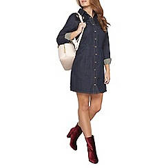 Dorothy Perkins - Petite embroidered shirt dress