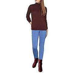 Dorothy Perkins - Petite fresh blue frankie jeans