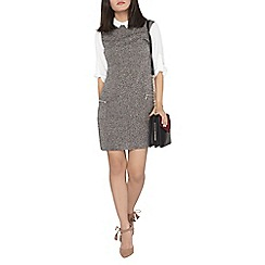 Dorothy Perkins - Petite monochrome 2 in 1 dress
