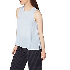 Dorothy Perkins - Petite pale blue built up top