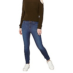 Dorothy Perkins - Petite mid wash shape and lift jeans
