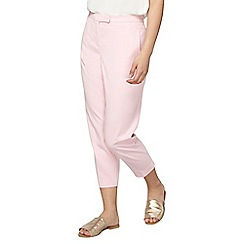 Dorothy Perkins - Petite pink suit trousers