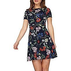 Dorothy Perkins - Petite floral jersey dress