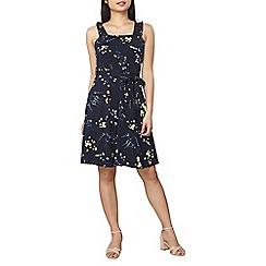 Dorothy Perkins - Petite navy floral sundress