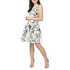 Dorothy Perkins - Petite floral cotton dress