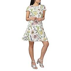 Dorothy Perkins - Petite floral tea dress
