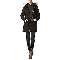 Dorothy Perkins - Tall twill quilted parka