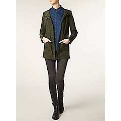 Dorothy Perkins - Tall lightweight panel jacket