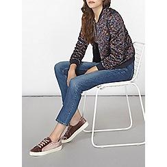 Dorothy Perkins - Multi ditsy floral bomber jacket