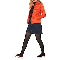 Dorothy Perkins - Red high collar padded jackets