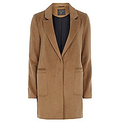 Dorothy Perkins - Tall camel coat